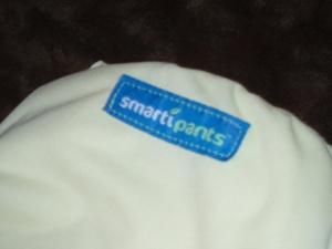 Smartipants Label
