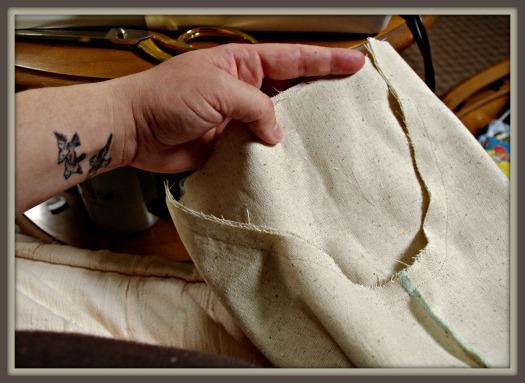 DS Pants Sew Crotch