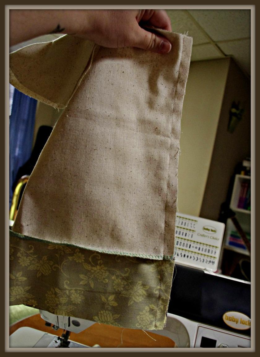 DS Pants Sew Inseam