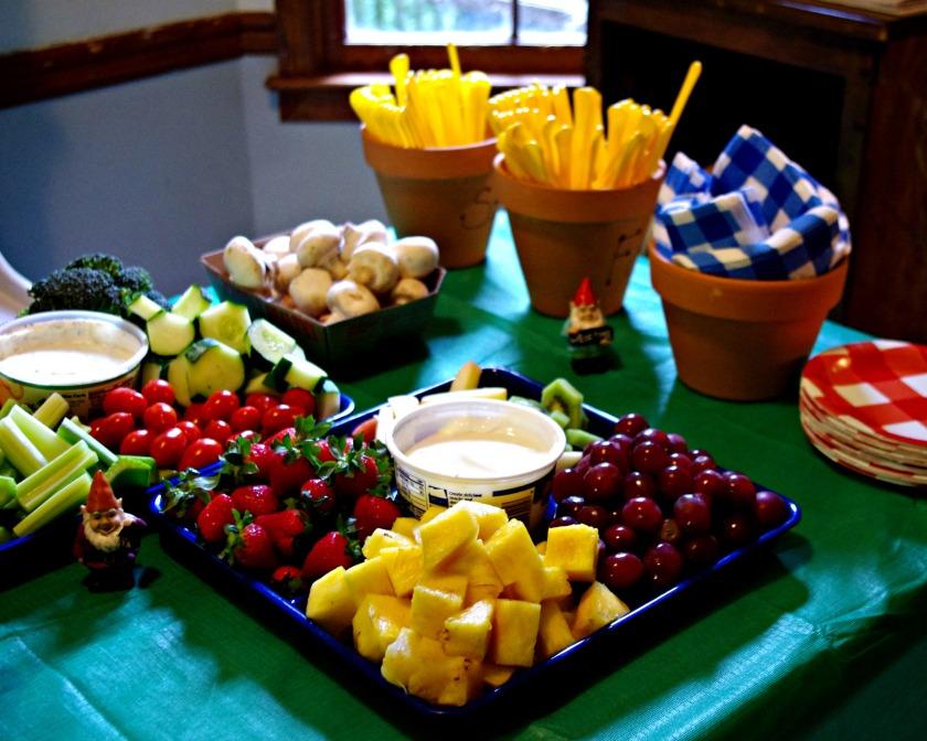 7 party fruit