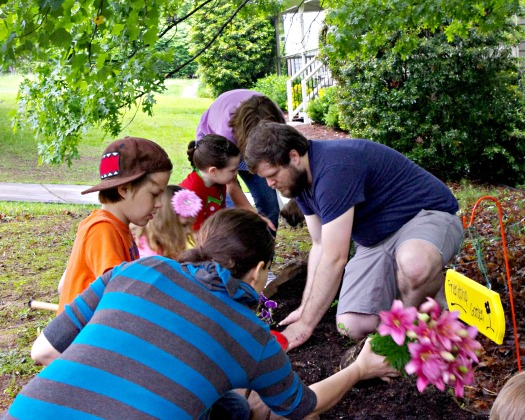 7 party planting more