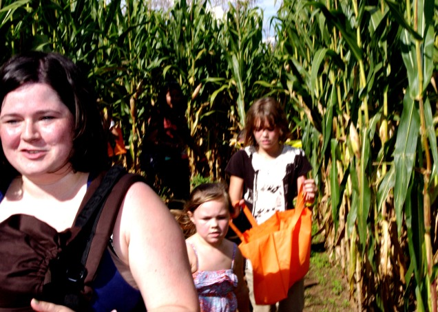 DITL- Corn Maze Closeish