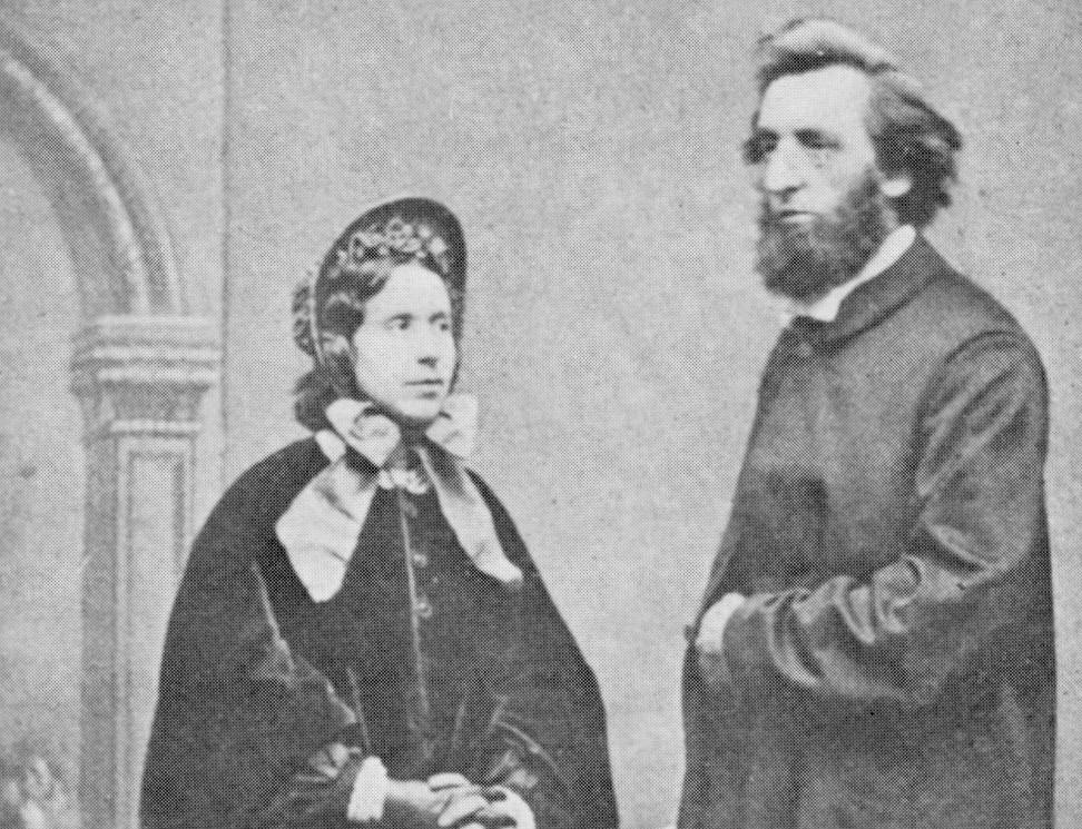 william together with catherine booth