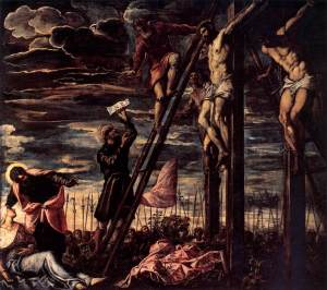 12-the-crucifixion-of-christ-tintoretto