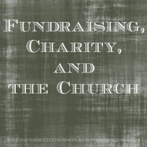 funraising, and the church