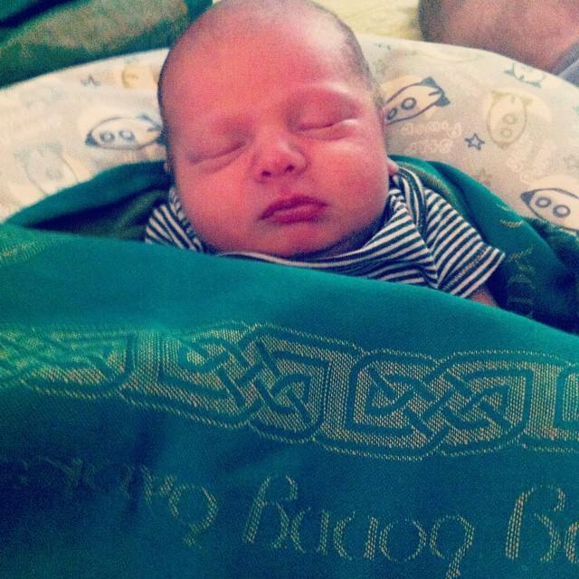 CB newborn sleep