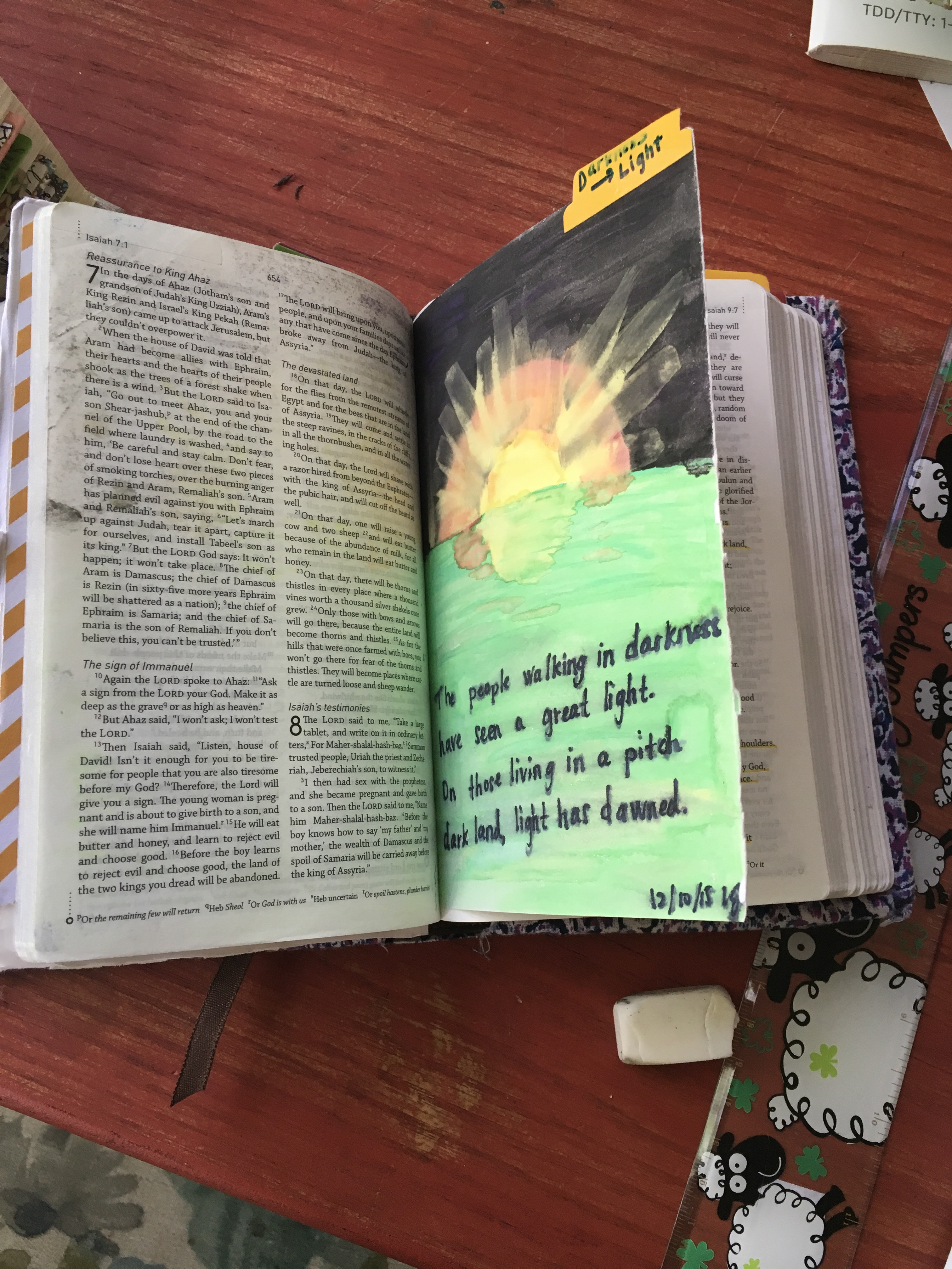 Bible – Page 2 – Notes from the Parsonage