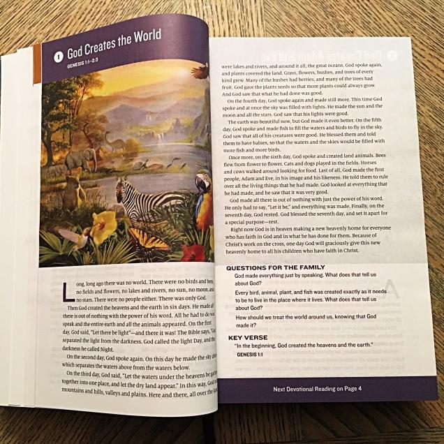 ESV Family Devotional Bible Review
